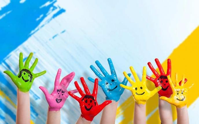 """Конкурс за детска рисунка на тема: """"С моето семейство е забавно"""""""