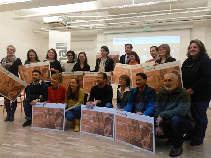 13 проекта получават финансиране от VIVACOM Регионален грант