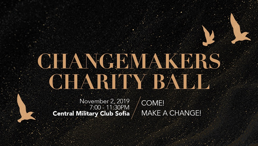 Changemakers Charity Ball